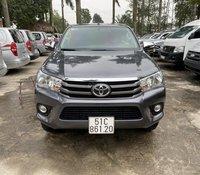 Bán Toyota Hilux đời 2016, số sàn 1 cầu, máy dầu bản E