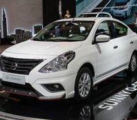 Bán Nissan Sunny đời 2019, màu trắng, giá chỉ 515 tr là có thể sở hữu chiếc xe tuyệt vời này