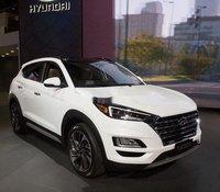 Cần bán xe Hyundai Tucson năm sản xuất 2019, màu trắng giá cạnh tranh