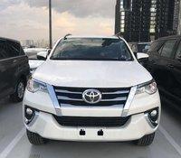 Cần bán xe Toyota Fortuner sản xuất 2020, màu trắng