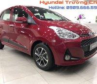 Cần bán xe Hyundai Grand i10 đời 2020, màu đỏ, giá tốt