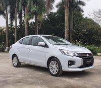 Mitsubishi Attrage giá cả hợp lý nhất, hỗ trợ trả góp, hỗ trợ lái thử