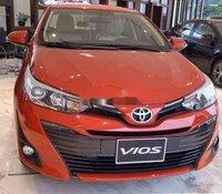 Cần bán Toyota Vios sản xuất 2020, màu đỏ