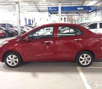 Cần bán xe Hyundai Grand i10 2020, màu đỏ, nhập khẩu, giá chỉ 345 triệu