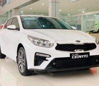 Bán Kia Cerato năm sản xuất 2020, màu trắng, giá tốt
