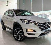 Bán Hyundai Tucson sản xuất năm 2020, màu trắng