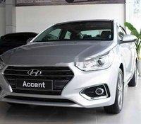 Bán xe Hyundai Accent sản xuất năm 2019, màu bạc giá cạnh tranh