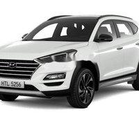 Bán xe Hyundai Tucson năm sản xuất 2019, màu trắng