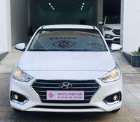 Bán ô tô Hyundai Accent MT 2018, màu trắng còn mới, giá chỉ 450 triệu