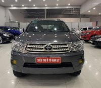 Bán Toyota Fortuner năm sản xuất 2009, giá cạnh tranh