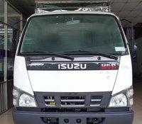 Isuzu 1.990kg thùng kín inox 4.4m, KM máy lạnh, 12 phiếu bảo dưỡng