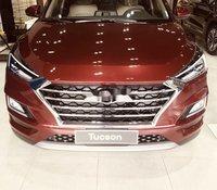 Cần bán Hyundai Tucson đời 2019, màu đỏ, giá 764tr