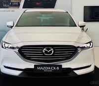 Bán xe CX8 Deluxe 7 chỗ 2020 giá ưu đãi