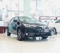 Bán xe Toyota Corolla Altis đời 2020, màu đen - Gọi trực tiếp để cập nhật khuyến mãi