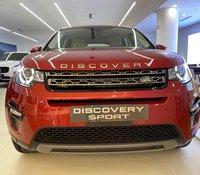 Bán xe Land Rover Discovery Sport 7 chỗ 2020 chính hãng nhập khẩu từ Anh giá tốt nhất