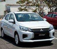 Cần bán Mitsubishi Attrage MT sản xuất 2020. Chỉ 375 triệu sở hữu xe Nhật - Nhập khẩu nguyên chiếc Thái Lan