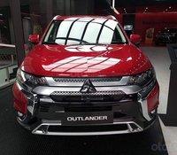 Mitsubishi Outlander 2020, trang bị nhiều tiện ích, giá tốt nhất phân khúc CUV 7 chỗ, KM hấp dẫn