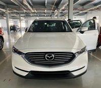 Mazda CX8 SUV 7 chỗ 2019, ưu đãi 150tr, hỗ trợ vay 80%, lãi suất thấp, chỉ 300tr lấy xe