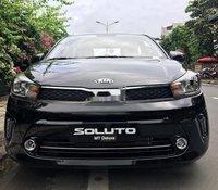 Cần bán xe Kia Soluto đời 2020, màu đen, 425tr