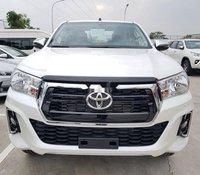 Bán xe Toyota Hilux đời 2020, màu trắng, nhập khẩu