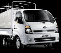 Bán xe Kia K200 sản xuất năm 2020, màu trắng