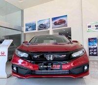 Bán Honda Civic 2020, màu đỏ, nhập khẩu
