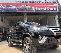 Toyota Fortuner dầu tự động- giá tốt mùa nCOV