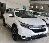 Giảm giá sốc - Honda CR-V 2020 giảm giá mạnh, tặng 100% BHVC, dán phim, phụ kiện, trả góp từ 265tr nhận xe sau 3 ngày
