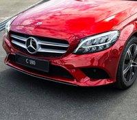 Bán Mercedes C180 - trẻ trung thể thao, trả trước 420 triệu nhận xe