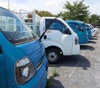 Xe tải Thaco Kia tải trọng 2,490kg - Giá chassic 387.000.000 đồng