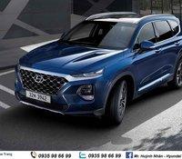 Hyundai SantaFe 2020 giá ưu đãi tại Nha Trang Khánh Hòa