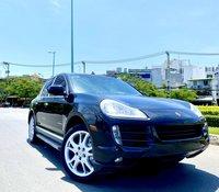 Porsche Cayenne S 3.6 nhập mới 2009, full đồ chơi cao cấp, cửa sổ trời, mui kính, số tự động, hai cầu nâng hạ gầm nội