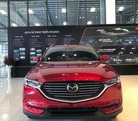 Mazda CX8, ưu đãi 100tr, trả trước 300tr