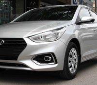 Hyundai Nha Trang bán xe Hyundai Accent 1.4 MT năm sản xuất 2020, màu bạc