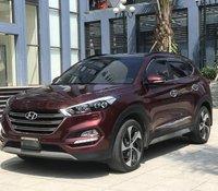 Hyundai Tucson 1.6 Turbo 2017 sơn zin 100%