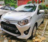 Cần bán xe Toyota Wigo năm 2020, màu bạc, nhập khẩu, giá tốt