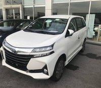 Bán Toyota Avanza năm 2020, màu trắng, nhập khẩu