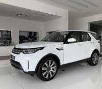 Land Rover Discovery SUV 7 chỗ hạng sang