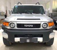 Toyota Fj Cruiser đời 2008 màu bạc, và xanh