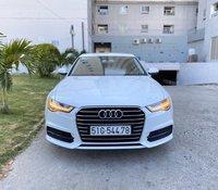 Bán Audi A6 sản xuất 2018 xe đẹp, màu trắng, biển số đẹp 4478, bao check hãng