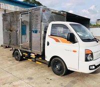Hyundai New Porter H150, tải 9 1.4T, thùng 3.2m, Hyundai nhập 3 cục, trả trước 90-100tr nhận xe