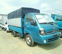 Cần bán xe Kia K250 năm sản xuất 2020, màu xanh lam, thùng bạt