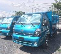 Bán nhanh chiếc Kia K250 sản xuất 2020, màu xanh lam, nhập khẩu nguyên chiếc