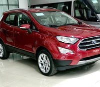Ford Ecosport - KM lên đến 100tr đồng - Trả trước 150tr đồng nhận xe ngay