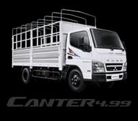 Bán Mitsubishi Canter sản xuất năm 2020, màu trắng