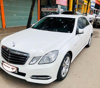 Bán Mercedes E250 CGI 1.8AT 2011, màu trắng, giá tốt
