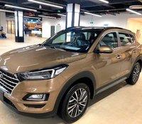Hyundai Tucson giảm sâu, tặng kèm phụ kiện