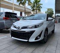 Cần bán Toyota Yaris 1.5G đời 2020, màu trắng, xe nhập
