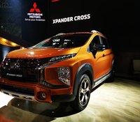 Nhận cọc đặt trước Mitsubishi Xpander Cross-dự kiến giao xe vào tháng 7