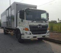Xe Hino 8 tấn thùng kín